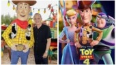 Tom Hanks on Toy Story 4: As long as toys don't break, they can live forever