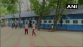 School classrooms in Madurai get train compartment makeover