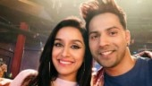 Shraddha Kapoor shares selfie with Varun Dhawan from Street Dancer 3D sets