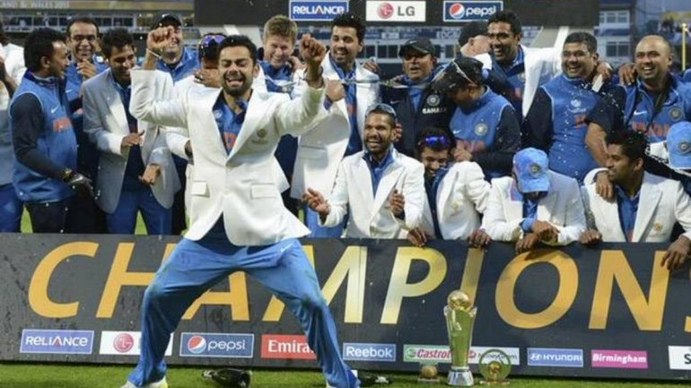 This Day That Year Celebrating India S Champions Trophy