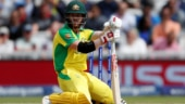He was able to bat deeper: Glenn Maxwell defends David Warner's slow knock vs India