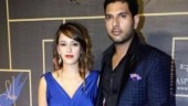 Yuvraj cried when his cricket kit arrived in 2014, says wife Hazel Keech