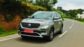 MG Hector petrol hybrid: First drive review