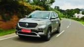 MG Hector bookings temporarily closed owing to high initial demand