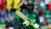 Shoaib Malik retires from ODI after Pakistan's World Cup campaign ends