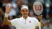 Wimbledon 2019: Roger Federer survives 1st set wobble to sail into 2nd round