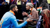 World Cup 2019: Virat Kohli sends match tickets to 87-year-old Charulata