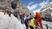 Over 1 lakh pilgrims perform Amarnath Yatra in 8 days