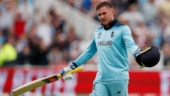 Jason Roy rewarded for World Cup heroics with maiden call up in England Test squad