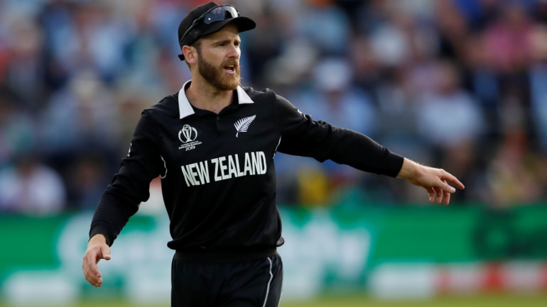 Kane Williamson led New Zealand to their second successive World Cup final