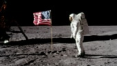 Buzz Aldrin, second man on moon, recalls magnificent desolation