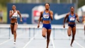 Dalilah Muhammad smashes 16-year-old women's 400m hurdles record at US championships