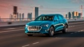 First drive review: Audi e-Tron