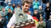 Ramos-Vinolas topples Stebe to lift Swiss Open title