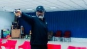 Ajith Kumar participated in 45th Tamil Nadu State Shooting Championship