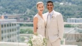 Watch: American tennis star Alison Riske grooves to Bollywood song at her wedding with Stephen Amritraj