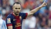 Former Barcelona captain Andres Iniesta becomes La Liga Icon