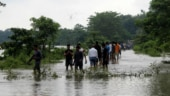 Floods affect 15,000 in Tripura and Mizoram, rail traffic hit