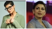 Sonali Bendre switches on the sunshine and hits the gym. Tahira Kashyap is all heart. Watch video