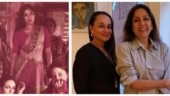 Neena Gupta shares gorgeous photo with Soni Razdan and Ila Arun from 1983 film Mandi sets. See pic
