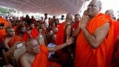 Hardline Sri Lanka monk calls for Buddhist Sinhalese government