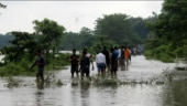 10,000 people rendered homeless in Tripura flood