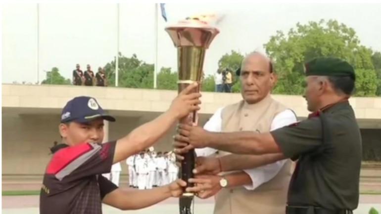 20th Kargil Vijay Diwas: Preparations in full swing at Dras War Memorial