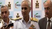 Need to watchChina naval expansion, warnsNavy Chief Admiral Karambir Singh