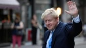 Boris Johnson formally takes charge as Britain's new PM