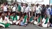 Farmers block Mysuru-Bengaluru highway, demand water for crops