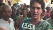 UP govt is after me: Priyanka Gandhi claims Sonbhadra victims' kin not allowed to meet her