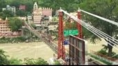 Rishikesh's iconic Lakshman Jhula shut FOREVER after experts call it beyond repair