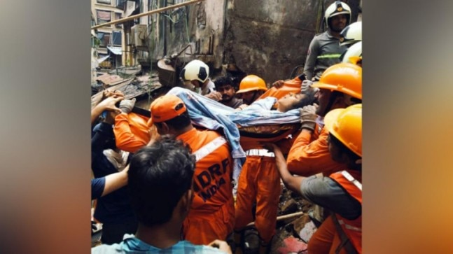 Mumbai building collapse: My sons died in front of me, a mother recounts 18 hrs under debris