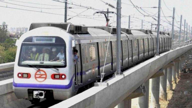 Train services on Delhi Metro's Magenta Line disrupted - India News