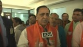 Gujarat CM hails budget as focused, Congress dubs it directionless