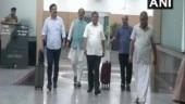 Karnataka BJP delegation arrives in Delhi to meet Amit Shah
