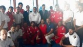Iran releases 9 out of 12 Indians held from detained ship