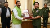 India-Myanmar ink pact to enhance defence cooperation