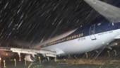 Heavy rain hits flights, Mumbai on red alert