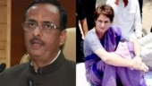Priyanka Gandhi doing political drama to hide Congress's misdeeds, says UP deputy CM