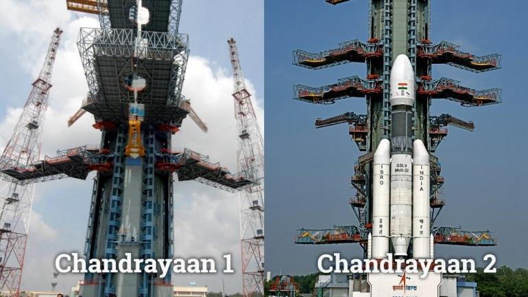 Chandrayaan-1 vs Chandrayaan-2...