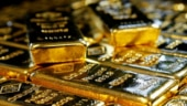 Gold slides Rs 70 on muted demand, silver jumps Rs 660