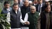 Request Rahul Gandhi to reconsider: Motlilal Vora on Congress president's resignation