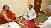 KCR to soon perform Mahasudarshan Yagam over 100-acre land in Yadadri