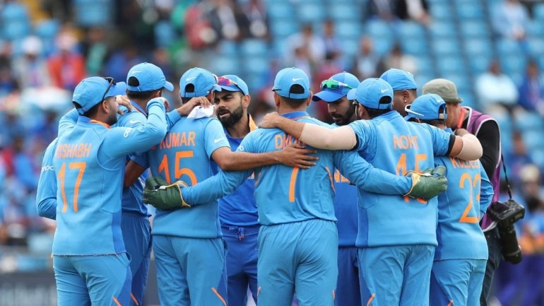 World Cup India Cricket Team