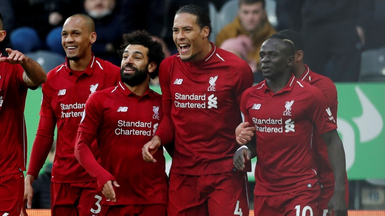 Best FIFA Football Awards: Liverpool trio, US World Cup