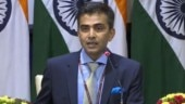 Time to move on, India shuts down questions on Trump's Kashmir gaffe