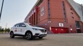MG Hector-maker becomes official global car partner of Liverpool Football Club