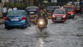 Mumbai rains: Large parts of city receive heavy rainfall