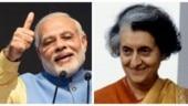 Bank nationalisation Indira Gandhi and Narendra Modi